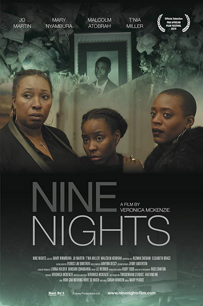 Nine Nights Movie Poster